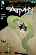 Batman Vol 2-32 Cover-4