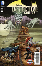 Detective Comics Vol 2-49 Cover-2