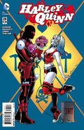 Harley Quinn Vol 2-28 Cover-1