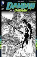 Damian - Son of Batman Vol 1-1 Cover-3