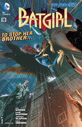 Batgirl Vol 4-19 Cover-2