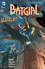 Batgirl Vol 4-19 Cover-2