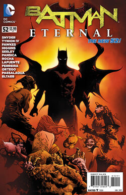 Batman Eternal Vol 1-52 Cover-1