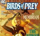 Birds of Prey Issue 112
