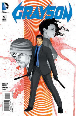 Grayson Vol 1-9 Cover-1