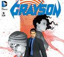 Grayson (Volume 1) Issue 9