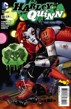 Harley Quinn Vol 2-10 Cover-2