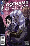 Gotham Academy Vol 1-1 Cover-2