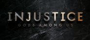 Injustice God Among Us Logo