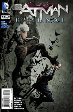 Batman Eternal Vol 1-47 Cover-1
