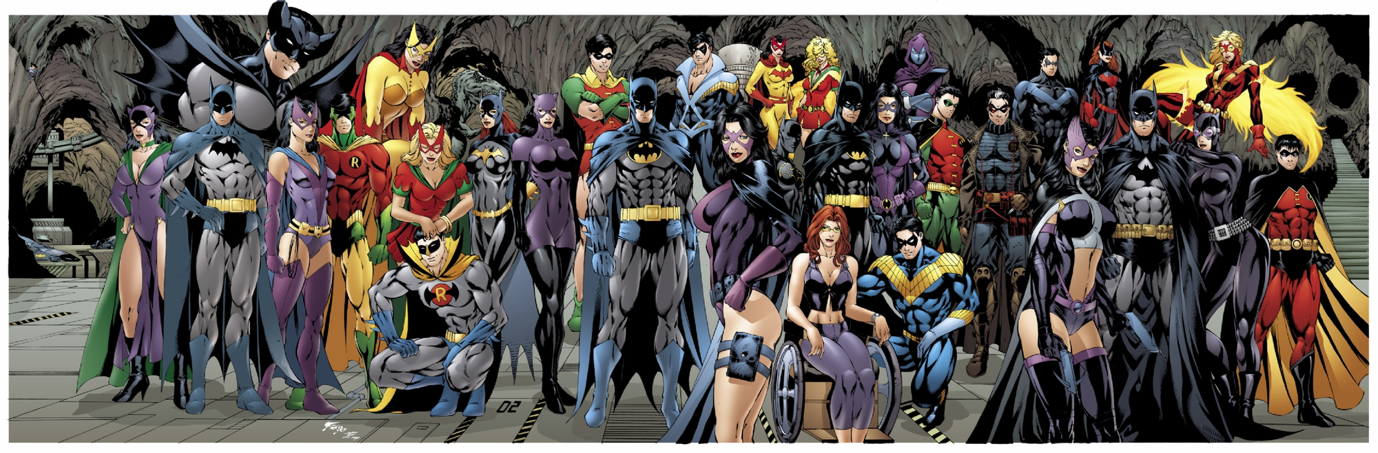 Image result for Batman family