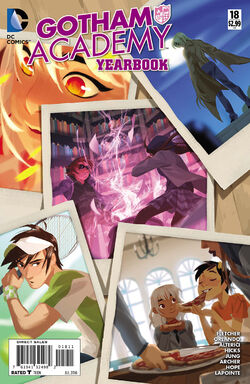 Gotham Academy Vol 1-18 Cover-1