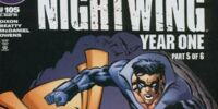 Nightwing (Volume 2) Issue 105