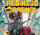 Red Hood/Arsenal (Volume 1) Issue 1