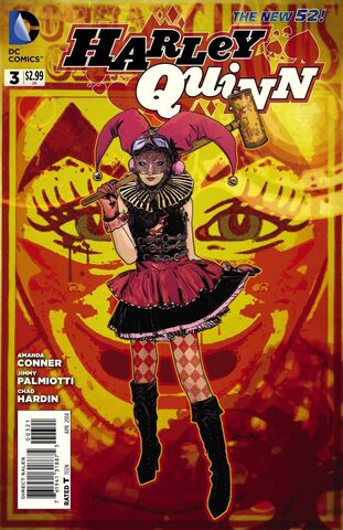 File:Harley Quinn Vol 2-3 Cover-2.jpg