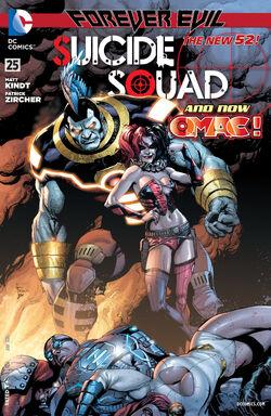 Suicide Squad Vol 4-25 Cover-1