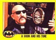Batman 1989 - A Goon and his Tune