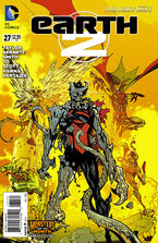Earth 2 Vol 1-27 Cover-2