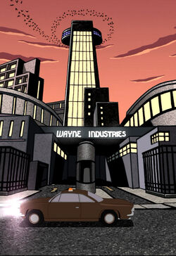 WayneIndustries (The Batman) 01