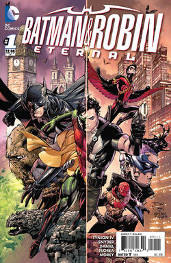 Batman and Robin Eternal Vol 1-1 Cover-1
