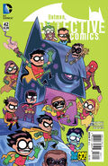 Detective Comics Vol 2-42 Cover-2