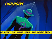 Riddler's costume BatmanBeyond 01