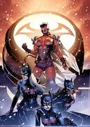 Batgirl Vol 4 Futures End-1 Cover-2 Teaser