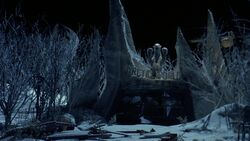 Batman Returns Artic World