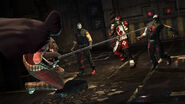 Batman arkham city harley quinn revenge pack 3
