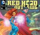 Red Hood and The Outlaws (Volume 1) Issue 14