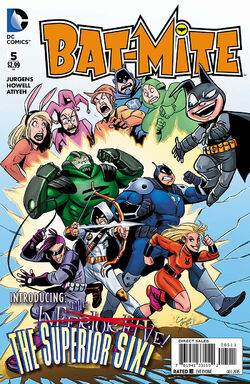 Bat-Mite Vol 1-5 Cover-1