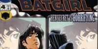 Batgirl Issue 4