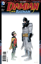 Damian - Son of Batman Vol 1-2 Cover-2