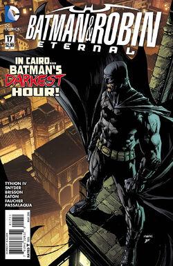 Batman and Robin Eternal Vol 1-17 Cover-1
