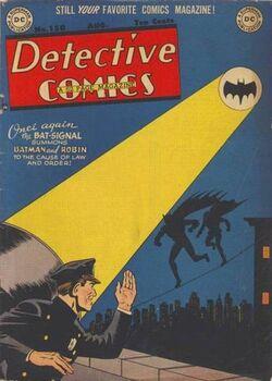Detective Comics Vol 1-150 Cover-1