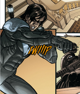 Nightwing Arkham Unhinged 1