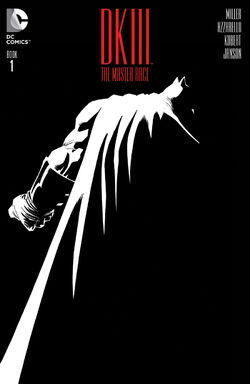 The Dark Knight III The Master Race Vol 1-1 Cover-1