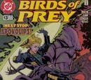 Birds of Prey Issue 13