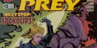 Birds of Prey Issue 13