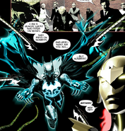 Batman-Batman and Oracle in Nightmares in Numberland