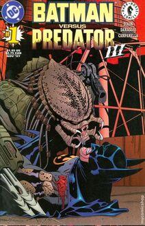 Batman Versus Predator III Volume 1