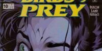 Birds of Prey Issue 10