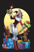 Harley Quinn Holiday Special Vol 2-1 Cover-1 Teaser