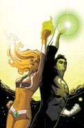 Starfire Vol 2-4 Cover-2 Teaser
