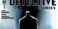 Detective Comics Issue 871