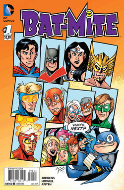 Bat-Mite Vol 1-1 Cover-1