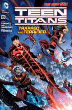 Teen Titans Vol 4-19 Cover-1
