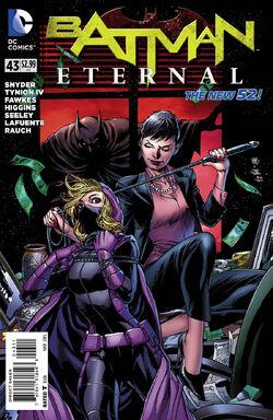 Batman Eternal Vol 1-43 Cover-1