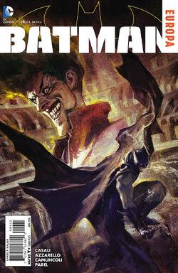 Batman Europa Vol 1-4 Cover-1