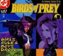 Birds of Prey Issue 67